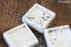 Tutorial - How to make homemade goats milk soap from Finding Home (findinghomeonline.com)