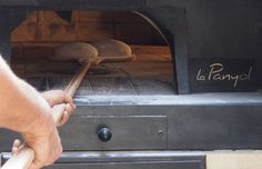 Wood-fired oven for making Bread and Pizzas, Le Panyol. Made in France, EPV Label - Le Panyol
