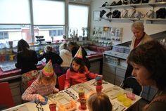Kinderfeest - sieraden maken