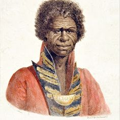 Augustus Earle-Bungaree A Native Chief of NS Wales