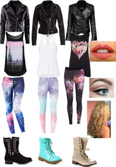 """""""going out with one direction and the girlfriends"""" by hannahgrace33 ❤ liked on Polyvore"""