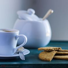 Fabulous Outdoors — A good morning #coffee and #biscuits #breakfast...