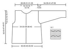"""Saco DROPS, de punto, con patrón en punto de panal, en """"Alpaca"""". Talla: 3 – 12 años. ~ DROPS Design"""