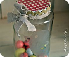 Craftaholics Anonymous® | 49 Valentines Gift in a Jar Ideas