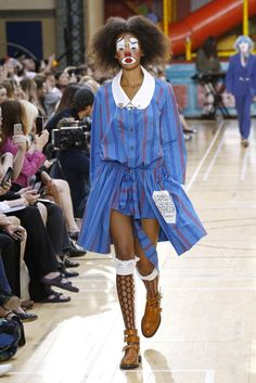Vivienne Westwood Spring/Summer 2018 Ready-To-Wear | British Vogue