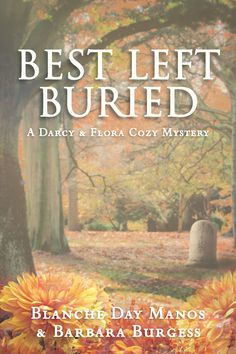 In book 3, Darcy and Flora uncover a secret from their family's past, dating all the way back to World War I. Before it is all over, Darcy thinks that those findings were best left buried!