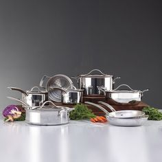 New Pots and Pans for easier cooking