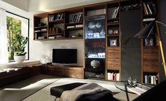 hülsta ENCADO II meubels onderscheiden zich door het tijdloze design.