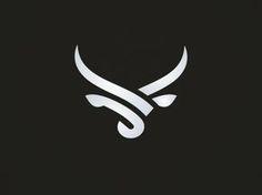 Ornamental Bull Logo