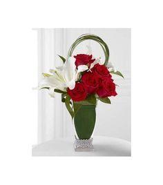 The FTD Pure Passion Bouquet