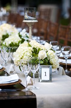 Photography: Modern Life Portraits - modernlifeportraits.com Floral Design: Gathered Stems Fine Florals - gatheredstems.com Wedding Coordination: Susan Gage Caterers - susangage.com   Read More on SMP: http://stylemepretty.com/vault/gallery/9464