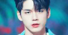 This is a gif of Seung-wu Ong from the Kpop boy band Wanna One. Produce 101, Ong Seung Woo, Dancing King, My Destiny, Ha Sungwoon, Seong, 3 In One, Kpop Boy, Man Crush
