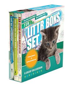 Look at this #zulilyfind! Teh Littr Boks Paperback Set #zulilyfinds