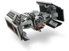 Darth Vader's TIE Fighter (8017)