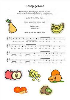 versje fruit - Google zoeken
