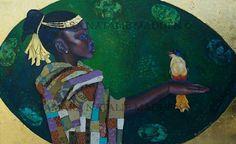 Omi and her ancestors, Tamara Madden