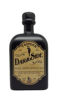 Tappers Darkside Gin – Tappers Gin