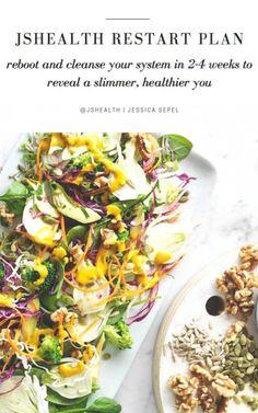 Roasted Cauliflower and Almond Salad with a Tahini-Cumin Dressing   Jessica Sepel