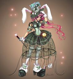 Candy Steampunk Inspired <3 *Updated on 4/14/2015
