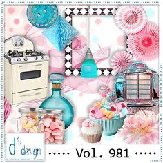 Vol. 981 - Fifties Mix by Doudou's Design