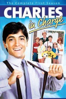 Charles in Charge (1984-1985) is an American sitcom series starring Scott Baio as Charles, a 19-year-old student at the fictional Copeland College in New Jersey,[1] who worked as a live-in babysitter in exchange for room and board.