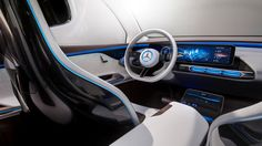 mercedes-generation-eq-5This is the Generation EQ: Stunning photos and video footage of Mercedes' hot new EV concept