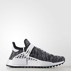72e883490087 Pharrell Williams x adidas NMD Trail HU Race Oreo. Release 11.11.2017!