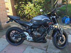 Yamaha MT-07 / FZ-07 Motorcycle Forum
