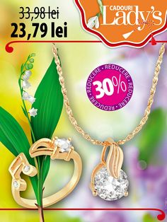 Set bijuterii Melody - Lady525 Set bijuterii Melody - Lady525, Ladys.ro Washer Necklace, Jewelry, Jewlery, Jewerly, Schmuck, Jewels, Jewelery, Fine Jewelry, Jewel