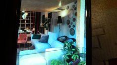 Interno showroom ZO_NE roma via delle Zoccolette 36