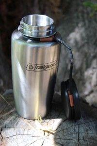 Nalgene Backpacker Stainless steel waterbottle