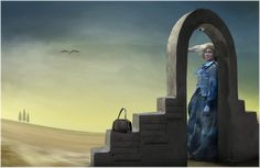 Magic Land by Patrick Desmet on 500px