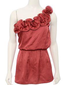 Bloussant full maxi dress