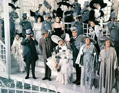 Cecil Beaton's designs for My Fair Lady, 1964: 'For me, coming out of punk - The Independent