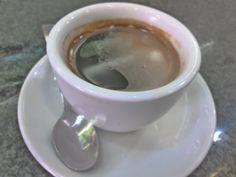 Natuurlijk neem ik ook een espresso erbij!