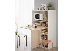 Multifunktionsregal Eiche hell/ weiss Woody 167-00401 online kaufen: ✚ Tiefpreisgarantie ✚ Gratis Versand ✚ Auf Rechnung kaufen ✚ Finanzierung uvm.