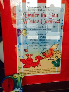 """The theme of the 2016 Winter Carnival was """"Under the Sea"""""""