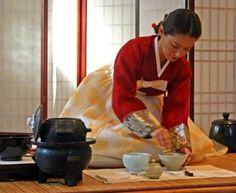 Gourmet Tea Korean Tea Culture