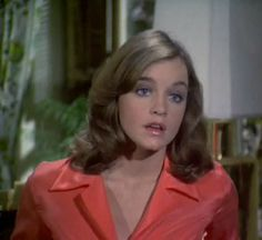 Pamela Sue Martin as Nancy Drew in The Hardy Boys Mysteries