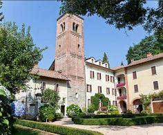 Villa Giannone e Abbazia di Santo Spirito - Comignago (Novara)