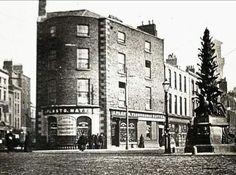 Patrick Hawe (@PatrickHawe) / Twitter Ireland Pictures, Old Pictures, Old Photos, Dublin Street, Dublin City, Irish Independence, Brunswick Street, Ireland Homes, Photo Engraving