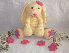 Looking for your next project? You're going to love Daisy the Spring Bunny by designer lionqueenmelissa. - via @Craftsy