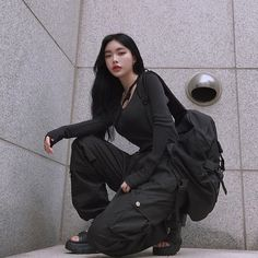 Fashion Tips Infographic .Fashion Tips Infographic Edgy Outfits, Korean Outfits, Mode Outfits, Girl Outfits, Fashion Outfits, Fashion Tips, Mode Cyberpunk, Cyberpunk Fashion, Black Women Fashion