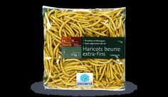 Haricots beurre extra-fins