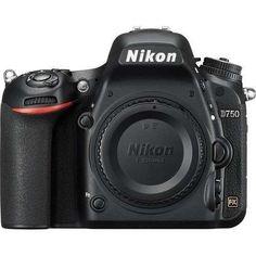 câmera nikon d750 corpo + frete gratis
