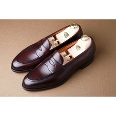 Edward Green Piccadilly in burgundy - GentlemenTools