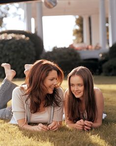The Gilmore Girls - I wish this show had never ended...