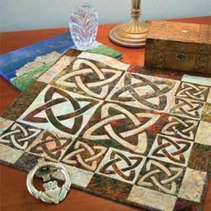Celtic Twist | April/May 2009 Issue | McCall's Quilting