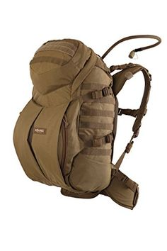 Source Tactical Double D 3Liter Hydration System  45Liter Cargo Pack Coyote *** You can find out more details at the link of the image. (This is an affiliate link) #CampingBackpacksandBags