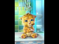 Talking Tom Cat – Punjabi Billi Very Funny Video Funny Videos, Talking Tom Cat, Very Funny Gif, Gato Gif, Cat Treats, Baby Shark, Funny Cats, Funny Animal Videos, Bricolage